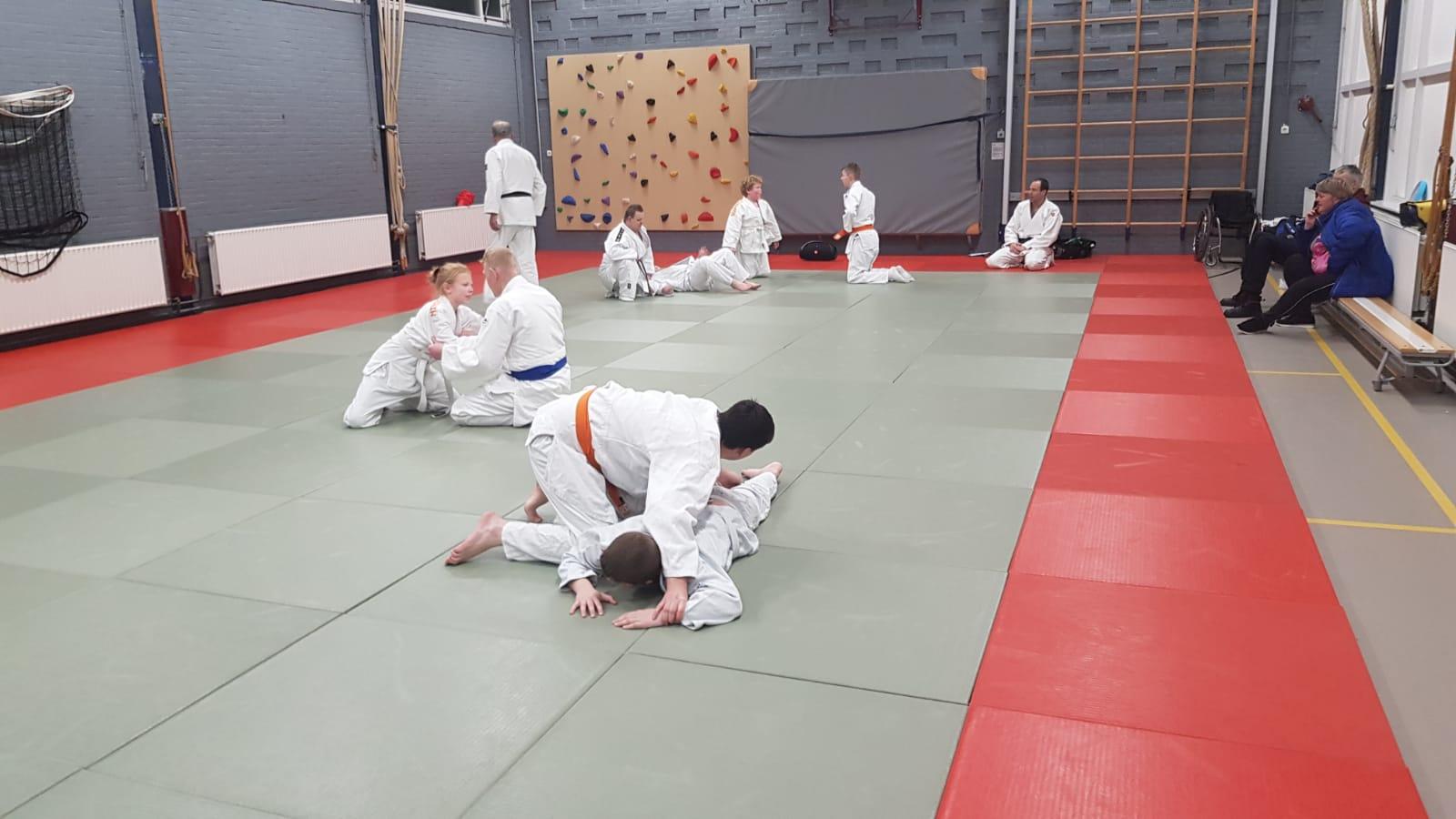 Groep 4 A-Judo